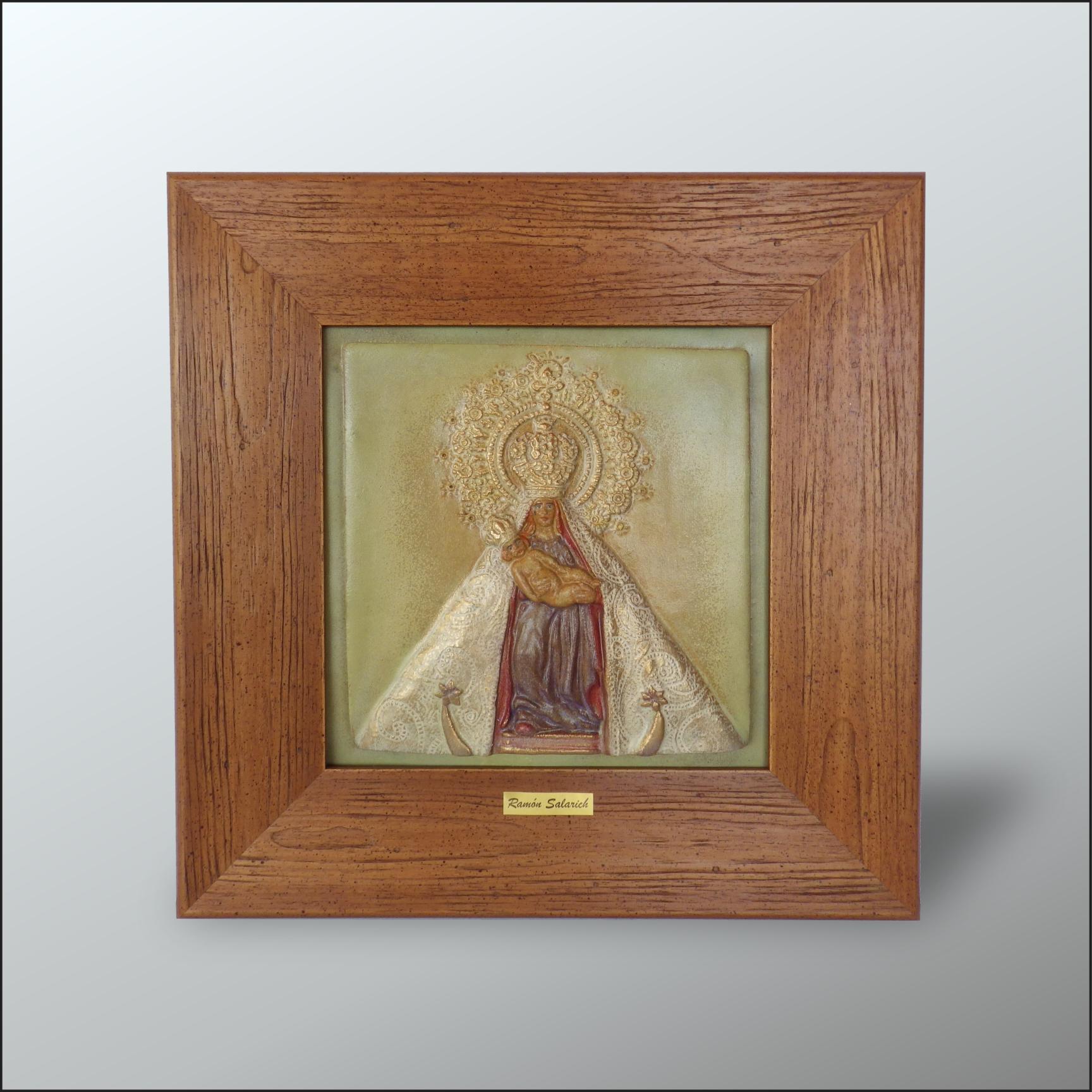Virgen de la Piedad Cuadro